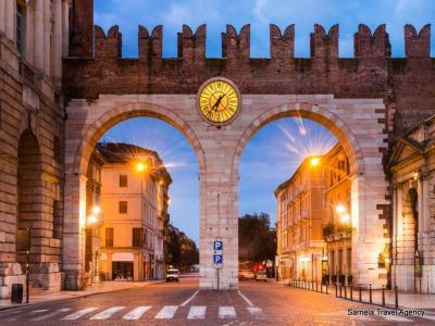 Екскурзия до Верона, Пиза, Флоренция и Венеция  17.10.2019