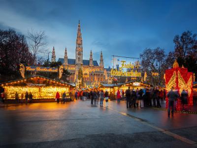Предколедна екскурзия до Виена 13.12.2019
