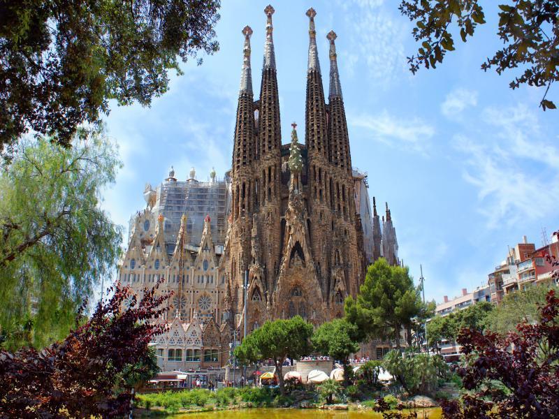 Екскурзия до Валенсия и Барселона със самолет 15.10.2019
