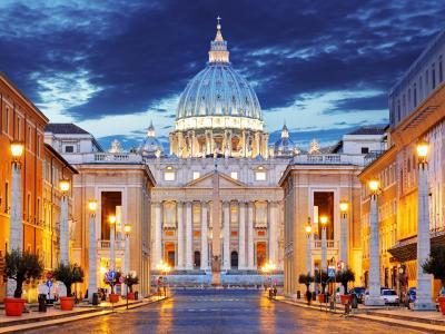 Екскурзия до Рим и Ватикана - 06.03.2020