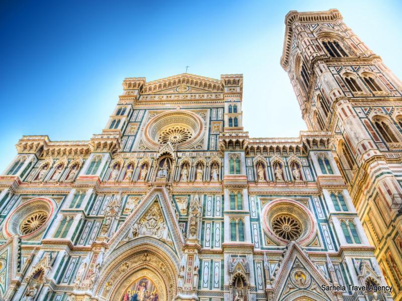 Екскурзия до Верона, Пиза, Флоренция и Венеция  /самолет и автобус/ 31.10.2019