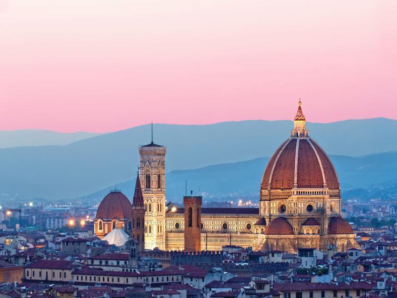 Екскурзия до Флоренция, Сиена, Рим и Ватикана 31.03.2020