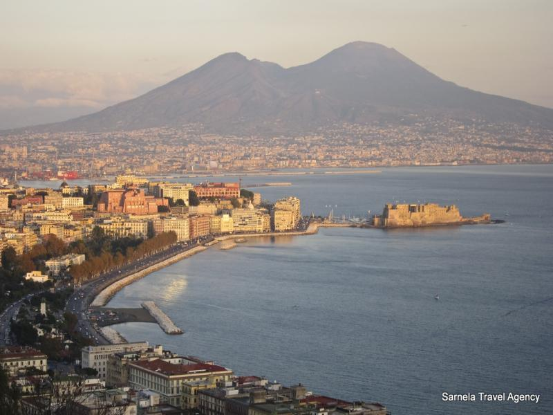 Екскурзия до Рим, Ватикана, Неапол, Капри и Помпей 03.04.2020