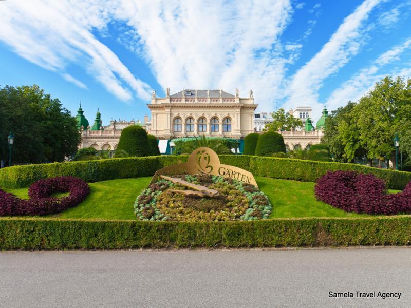 Екскурзия до Виена със самолет 24.04.2020