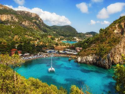 Корфу - островът на боговете 01.05.2020