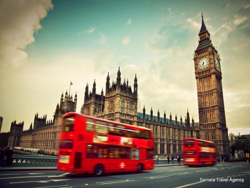 Екскурзия до Лондон, Уиндзор, Оксфорд и Стратфорд на Ейвън 22.05.2020