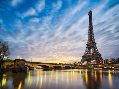 Екскурзия до Париж и Версай -  17.04.2020