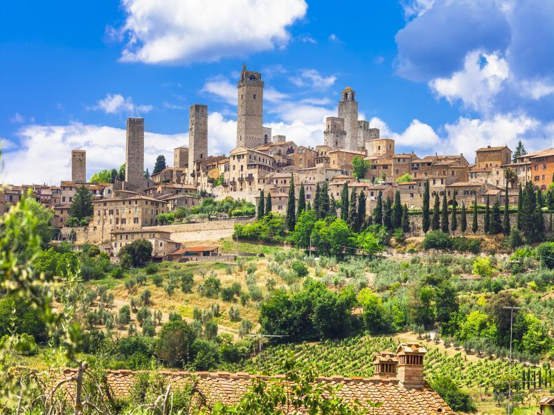 Екскурзия до Чинкуе Терре и Тоскана 26.04.2020