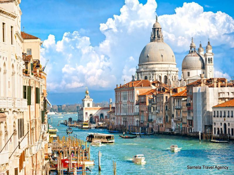 Екскурзия до Милано, Флоренция, Венеция и Верона  26.03.2020