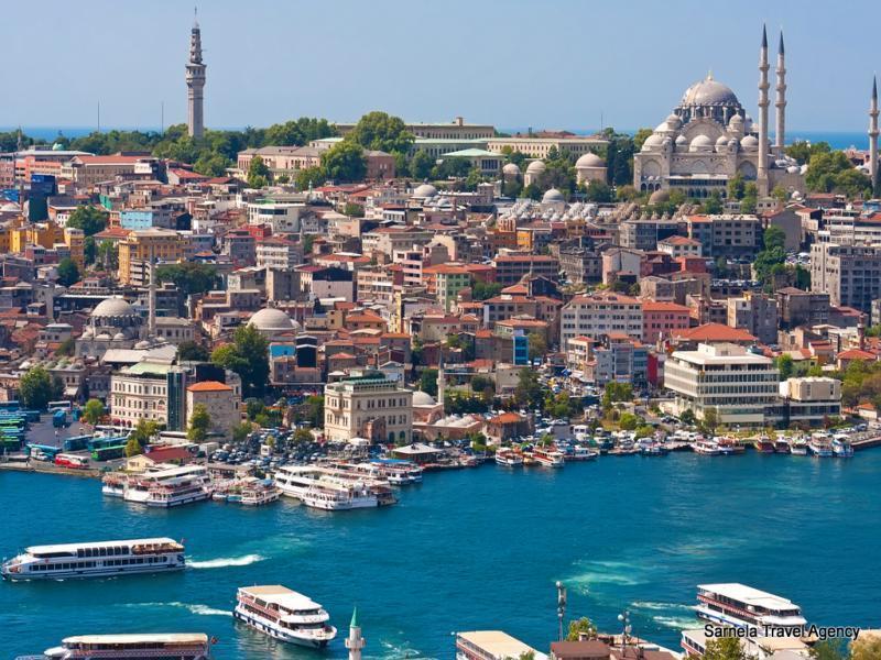 Уикенд екскурзия до Истанбул  27.03.2020