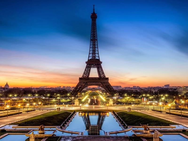 Екскурзия до Брюксел, Версай и Париж 03.04.2020