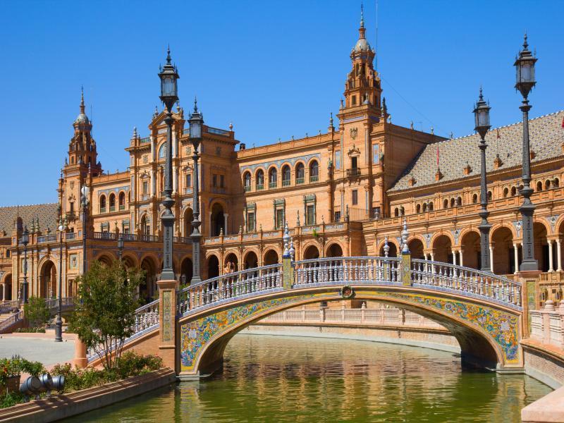 Екскурзия до Лисабон, Мадрид и Южна Испания  12.05.2020