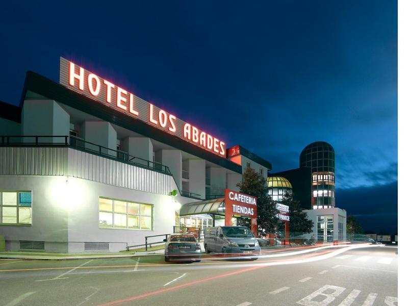 Hotel Abades Loja или подобен