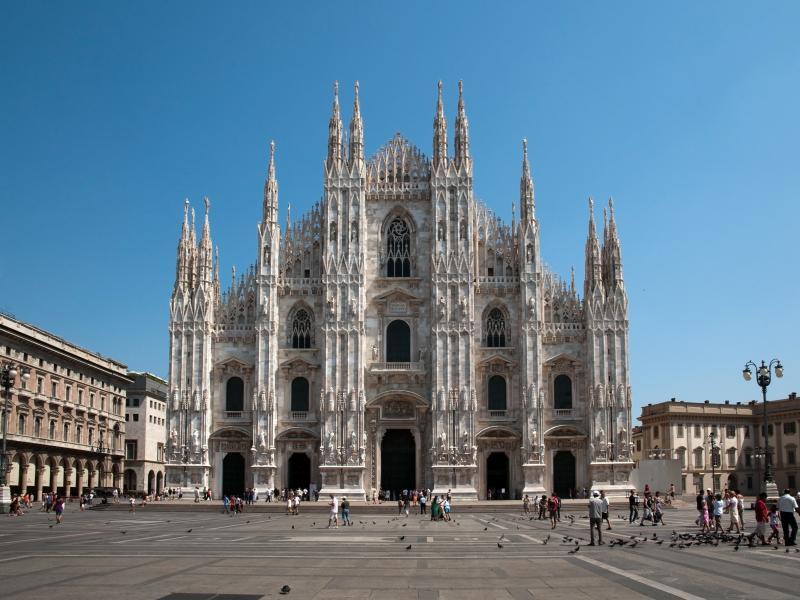 Екскурзия до Милано, Женева, Париж и Брюксел 20.03.2020