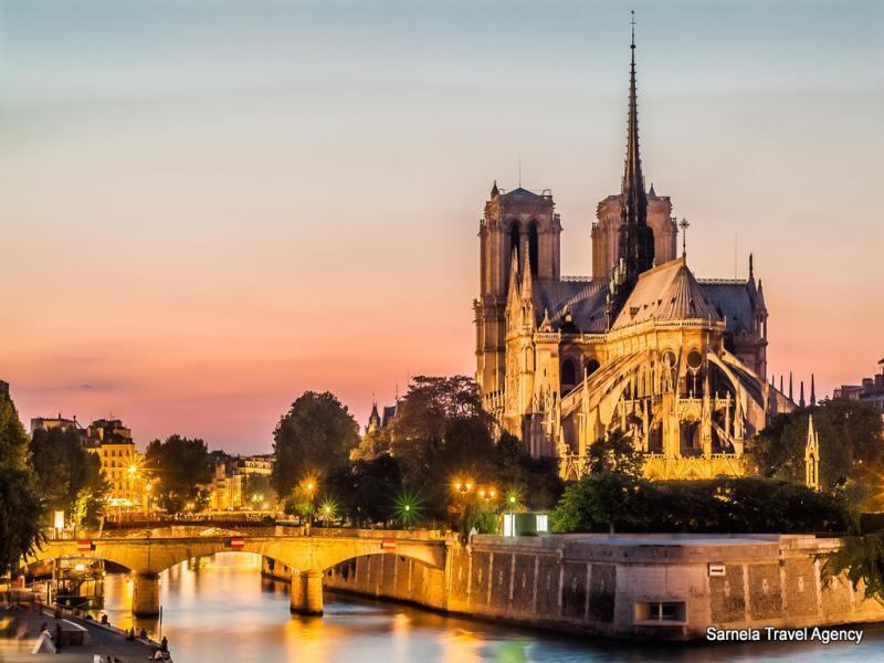 Екскурзия до Брюксел, Версай и Париж 10.04.2020 - STOP SALE