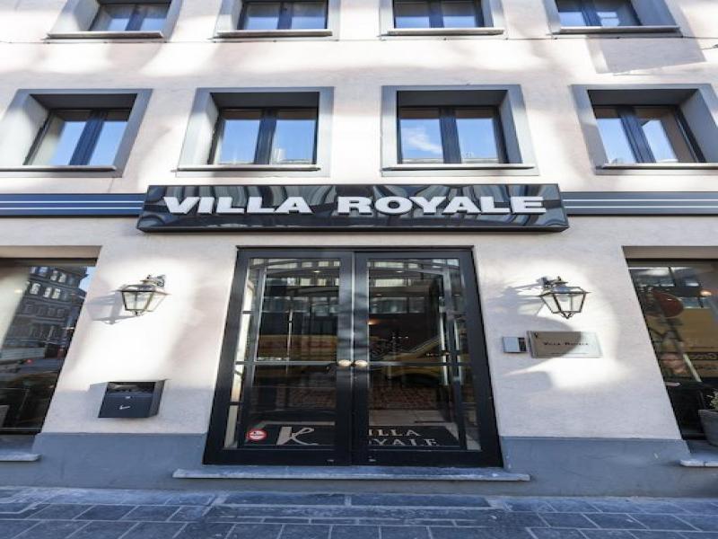 Hotel Villa Royale или подобен