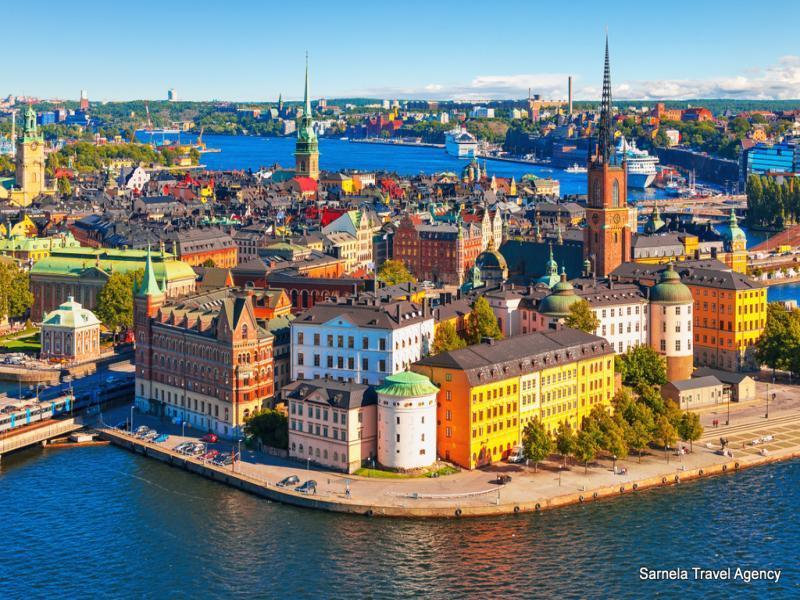 Екскурзия Скандинавия  и фиордите 16.08.2020