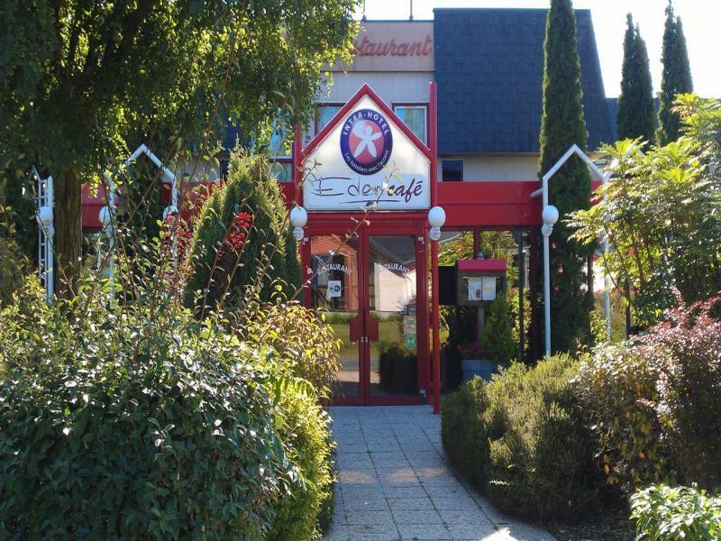 Hôtel Restaurant Campanile Rouen Barentin или подобен