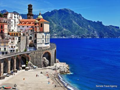 Почивка в Южна Италия- Амалфийско крайбрежие