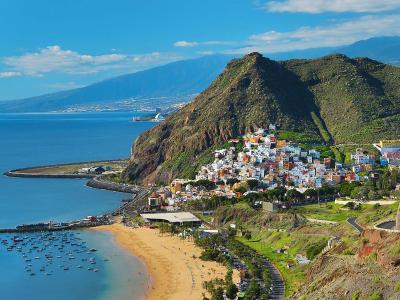 Почивка на Канарските острови, остров Тенерифе
