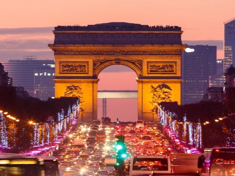 Екскурзия до Париж, Версай и Брюксел -  22.05.2020