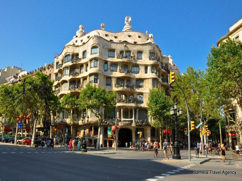 Екскурзия до Барселона и Френска Ривиера 06.06.2020