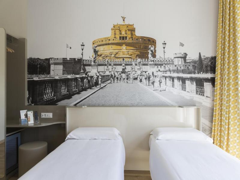 B&B Hotel Roma Pietralata или подобен