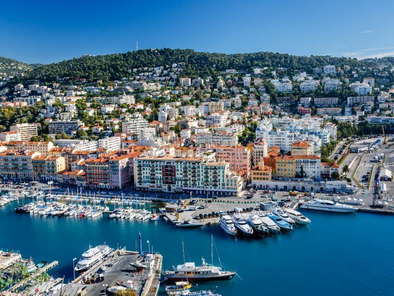 Екскурзия до Ница, Монако  и Тоскана 29.05.2020