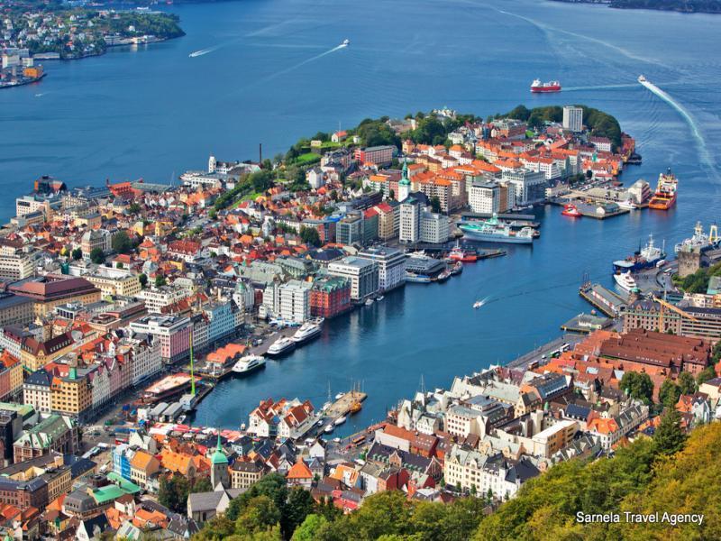 Екскурзия Скандинавия  и фиордите 11.07.2018
