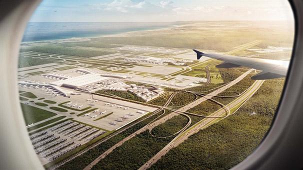 Новото летище в Истанбул отваря врати на 29.10.2018!