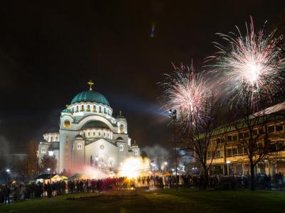 Нова година 2020 в Белград - Belgrade City Hotel 4*