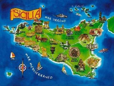 Почивка в Сицилия Палермо 2020