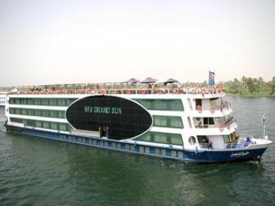 Египет през Есента - круиз по Нил с Кайро и Хургада 2019