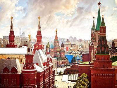 Москва и Златният пръстен  лято 2020