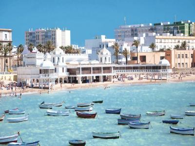 """Почивка Испания-Кадис, """"карибска"""" екзотика на брега на Коста де ла Лус 2020"""