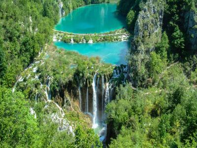 Екскурзия до Загреб, Плитвички езера, Венеция, Постойна яма и Любляна