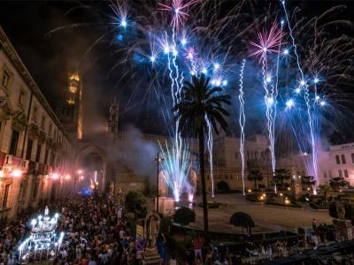 Нова година 2020 в Сицилия, Палермо