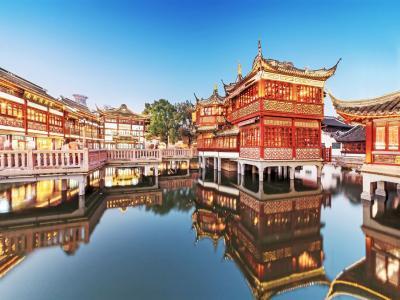 Екскурзия до КИТАЙ -  Шанхай – Жаоджияолу - Пекин  Есен 2019