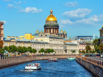 Екскурзия Прибалтика и Русия 2020