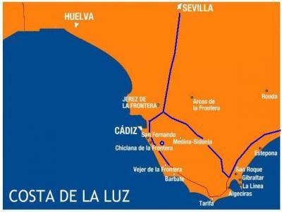 Почивка Испания, Коста де ла Лус - бряг на светлината 2020