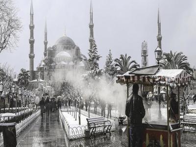 Нова Година 2020 в Истанбул - ISTANBUL GONEN HOTEL 5* - нощен преход