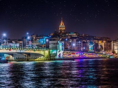 Нова Година 2020 в Истанбул - ZURICH HOTEL 4* - нощен преход